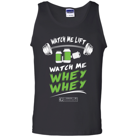 """Watch Me Lift"" Men's Tees & Tanks"