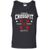 "Image of ""GYMRATED Crossfit Endurance"" Men's Tees & Tanks"