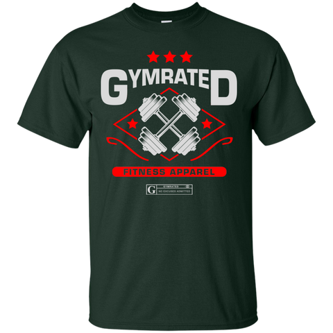 """GYMRATED Fitness Apparel"" Men's Tees & Tanks"