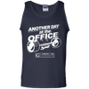 "Image of ""Another Day at the Office"" Men's Tees & Tanks"