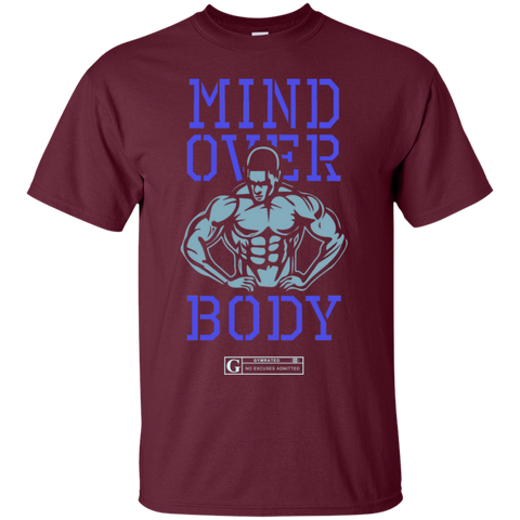 """Mind Over Body"" Men's Tees $ Tanks"