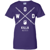 "Image of ""WOD Killa (Crossfit Shirt)"" Ladies Tees & Tanks"