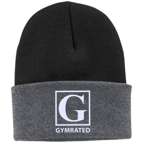 Official GYMRATED™ Brand Knit Cap