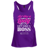 "Image of ""Act Like a Lady, Lift Like a Boss"" Women's Tees & Tanks"