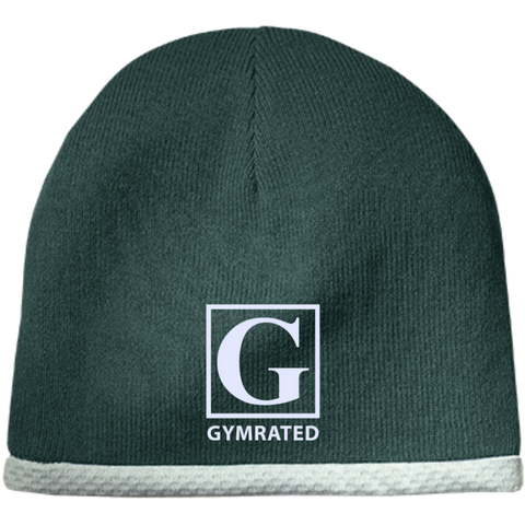 Official GYMRATED™ Brand Performance Knit Cap