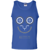 "Image of ""Cycling Smiling"" Men's Tees & Tanks"