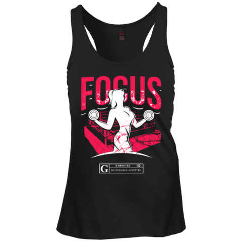 """Focus"" Women's Tees & Tanks"