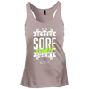 "Image of ""Better Sore Than Sorry"" Women's Tees & Tanks"