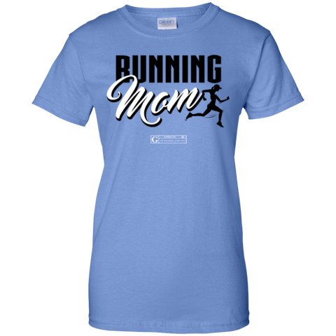 """Running Mom"" Ladies Tees & Tanks"