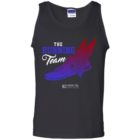 """The Running Team"" Men's Tees & Tanks"