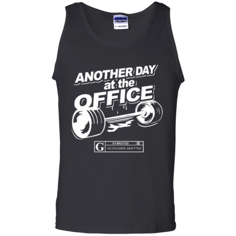 """Another Day at the Office"" Men's Tees & Tanks"