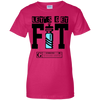 "Image of ""Let's Get Fit"" Women's Tees & Tanks"