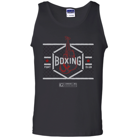 """Boxing"" Men's Tees & Tanks"