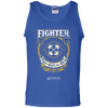 "Image of ""Fighter - No Quit In Me"" Men's Tees & Tanks"
