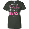 "Image of ""Don't Let The Pretty Face Fool You"" Ladies Tees & Tanks"