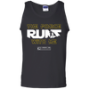 "Image of ""The Force Runs With Me"" Men's Tees & Tanks"
