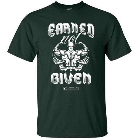 """Earned Not Given"" Men's Tees & Tanks"