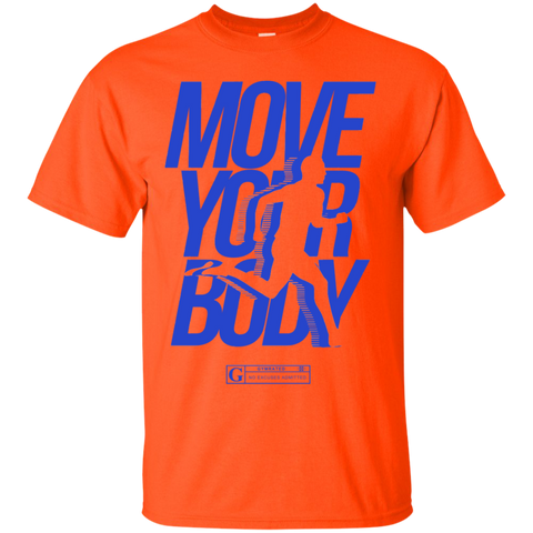 """Move Your Body"" Men's Tees & Tanks"