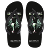 "Image of ""Keep Going"" Flip Flops"