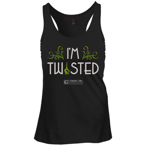 """I'm Twisted"" Ladies Tees & Tanks"