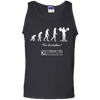 "Image of ""The Evolution (Lifting)"" Men's Tees & Tanks"
