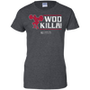 "Image of ""WOD Killa!"" (v2) Women's Tees & Tanks"