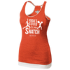 "Image of ""Yoga's Good For My Snatch"" Women's Tees & Tanks"