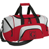 Image of GYMRATED™ Brand Small Colorblock Sport Duffel Bag