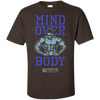 "Image of ""Mind Over Body"" Men's Tees $ Tanks"
