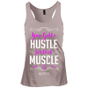 "Image of ""You Gotta Hustle For That Muscle"" Ladies Tees & Tanks"