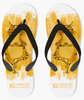 "Image of ""Grunge Cat"" Flip Flops"