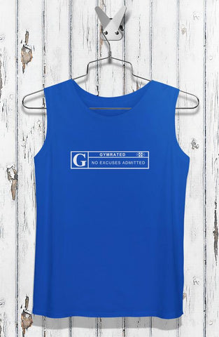 Official GYMRATED™ Brand Men's Tank Tops