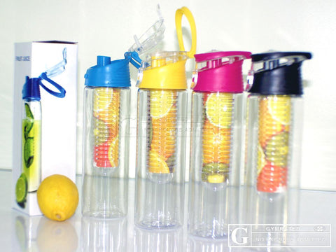 Tritan Fruit Infuser Water Bottle