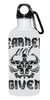 "Image of ""Earned Not Given"" Stainless Steel Water Bottle"