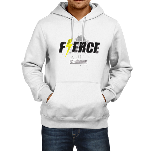 """Fierce"" Men's Long Sleeve Tees & Hoodies"