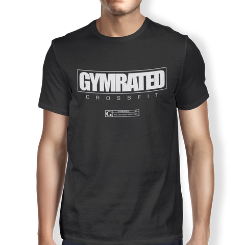 """Marvel Inspired GYMRATED"" Men's Tees & Tanks"