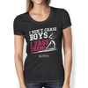 "Image of ""I Don't Chase Boys I Pass Them"" Ladies Tees & Tanks"