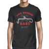 "Image of ""Life Behind Bars"" Men's Tees & Tanks"