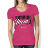 "Image of ""Running Mom"" Ladies Tees & Tanks"