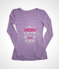 "Image of ""This Mom Lifts More Than Her Kids"" Women's Long Sleeve Tees & Hoodies by GYMRATED™"