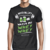 "Image of ""Watch Me Lift"" Men's Tees & Tanks"