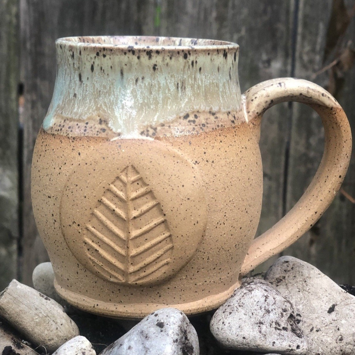 Hand Crafted Coffee Mug