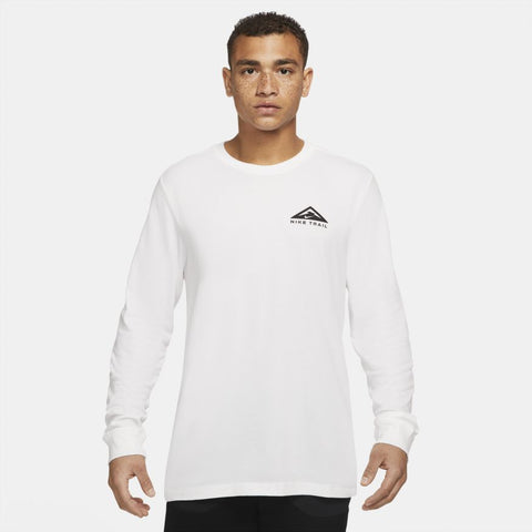 Nike Men's Dri-FIT Long-Sleeve Trail Running T-Shirt