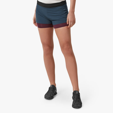 On Women's Running Shorts