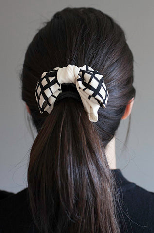 Checkmate Hair Clip