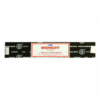 Satya Midnight Incense - Jupiter