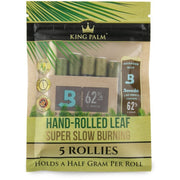 King Palm Pre-Roll Pouch - 5 per pack - Jupiter