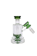 Cheech Glass- 14mm 45 Degree Ash Catcher ~ Straight Tube Style - Jupiter