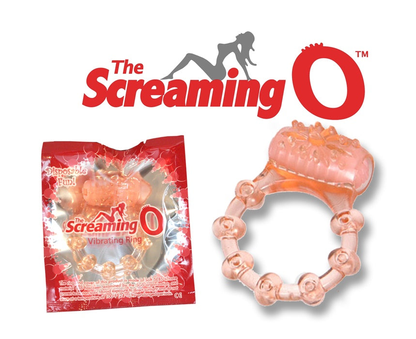 The Screaming O - Jupiter