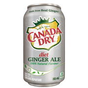 Schweppes Diet Ginger Ale 355ml - Jupiter